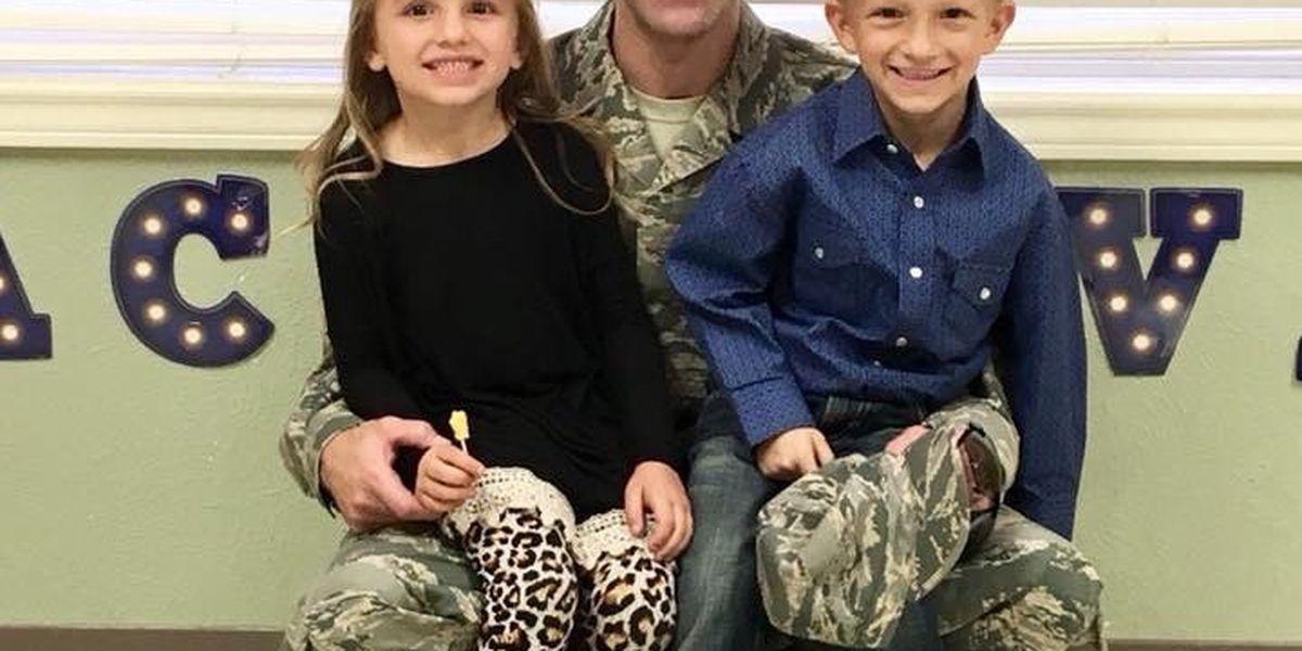 Month of the Military Child: Cadeyn & Avarey White