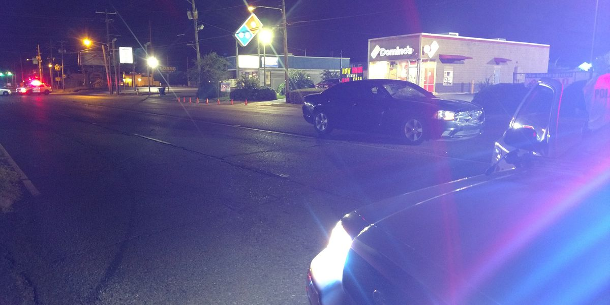 Pedestrian struck by vehicle in Shreveport