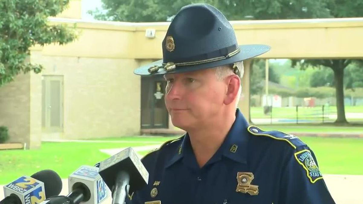 Colonel of LSP apologizes to families of injured cadets