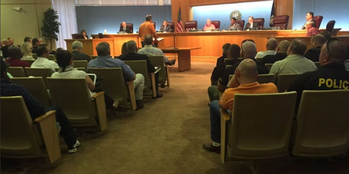 Land annexation for N. Bossier Walmart passes first reading