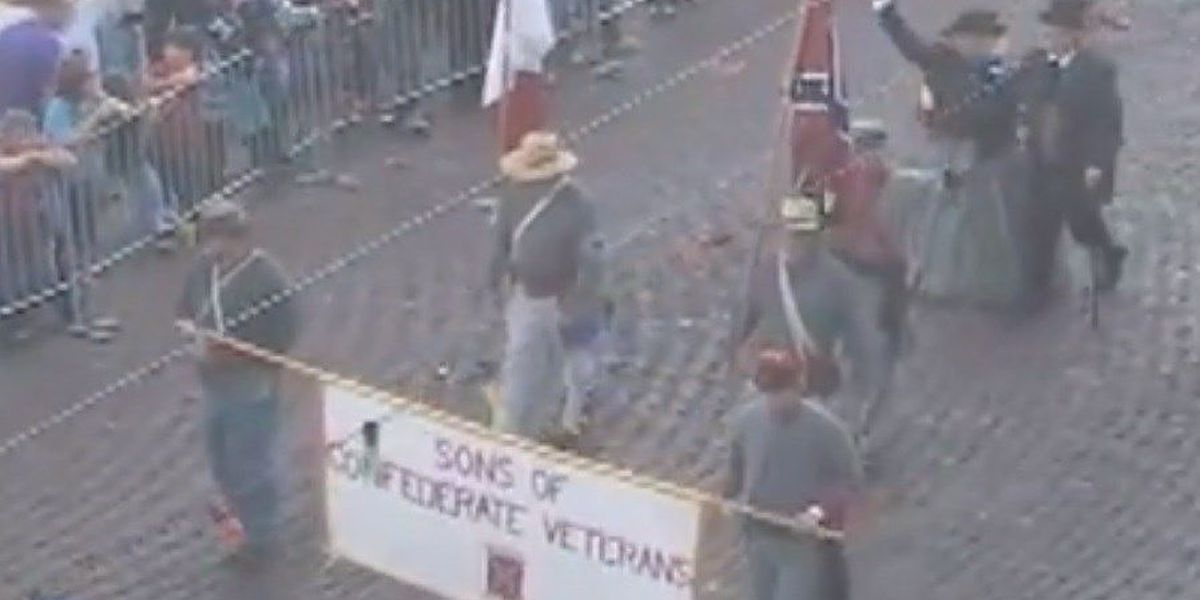 Natchitoches Christmas Festival parade at center of controversy