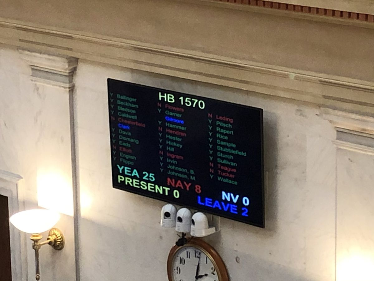 Governor's veto overridden, gender-confirming treatments for minors now banned in Ark.
