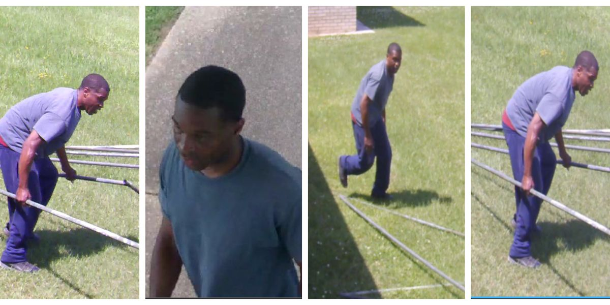Man wanted in connection to burglary
