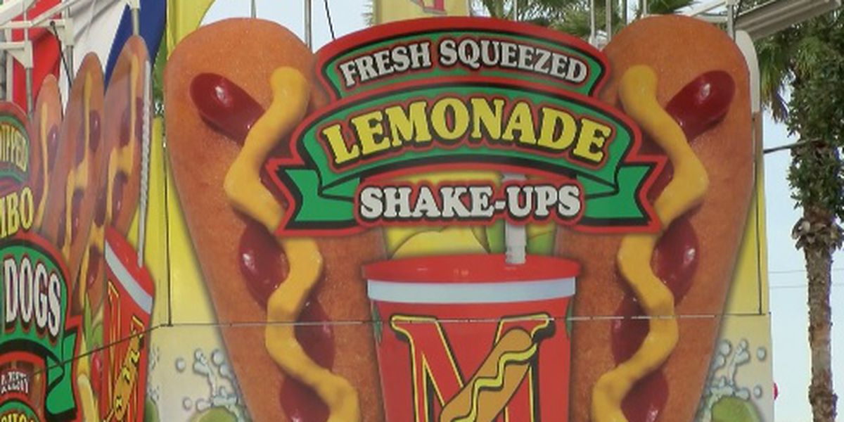 "State Fair of Louisiana's ""Fair Food Drive-In Days"" kicks off Thursday May 14"