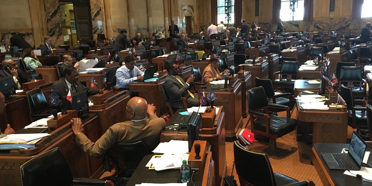 Lawmakers taking revenue-raising measures down to the wire as session nears end