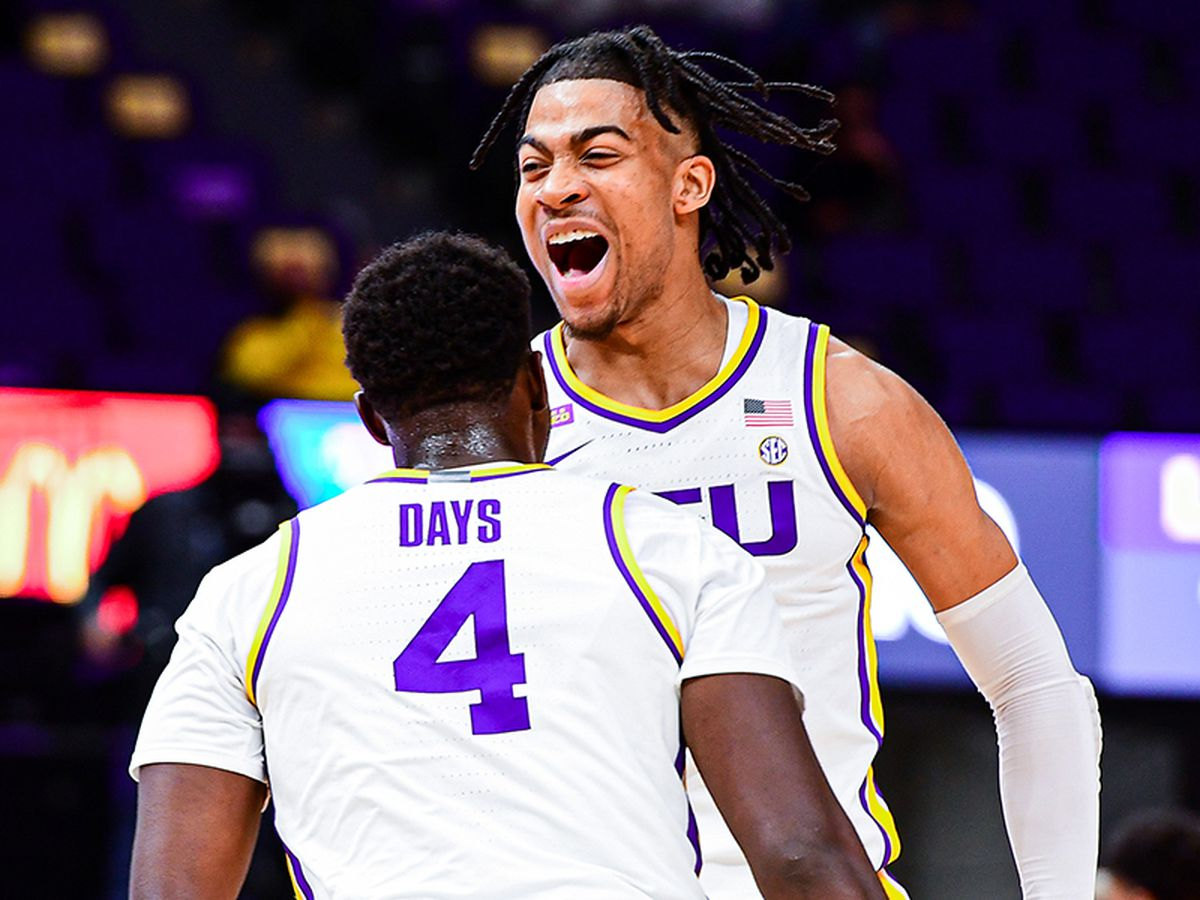 LSU dominates in-state foe La. Tech, 86-55