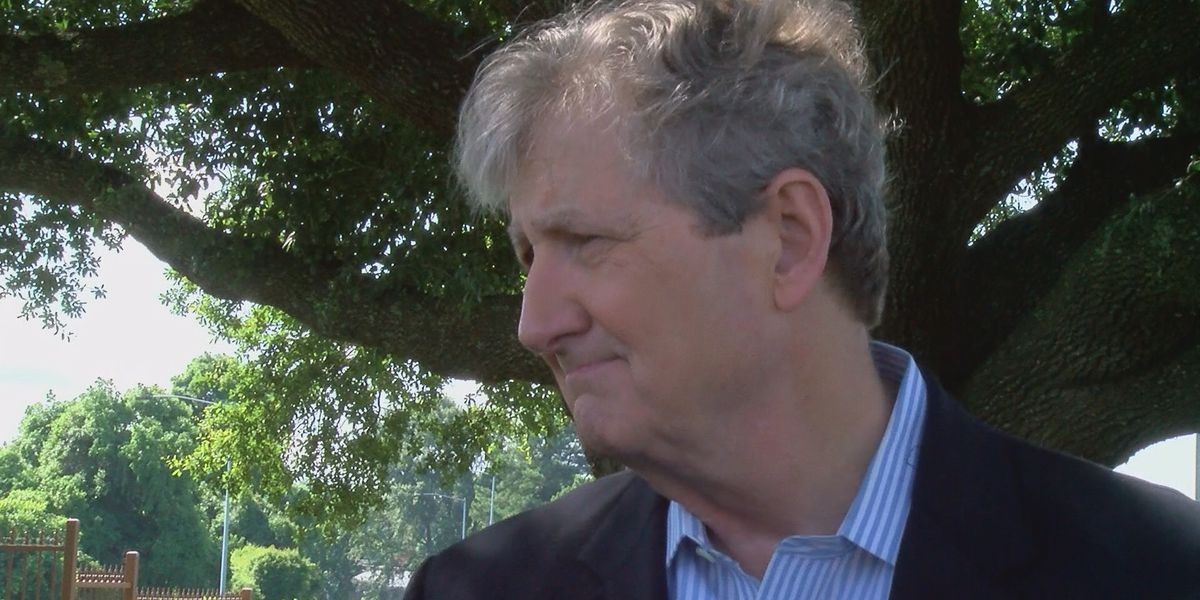 "Sen. John Kennedy calls out Rep. Alexandria Ocasio-Cortez: ""Her hypocrisy is breathtaking"""