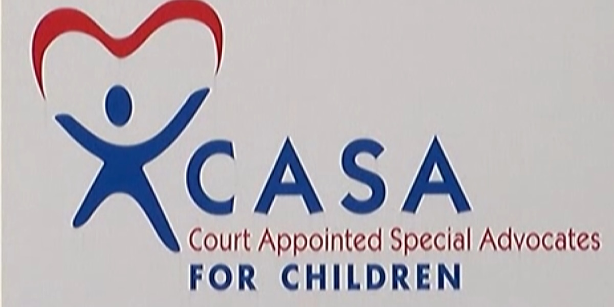 CASA says it critically needs volunteers to help children