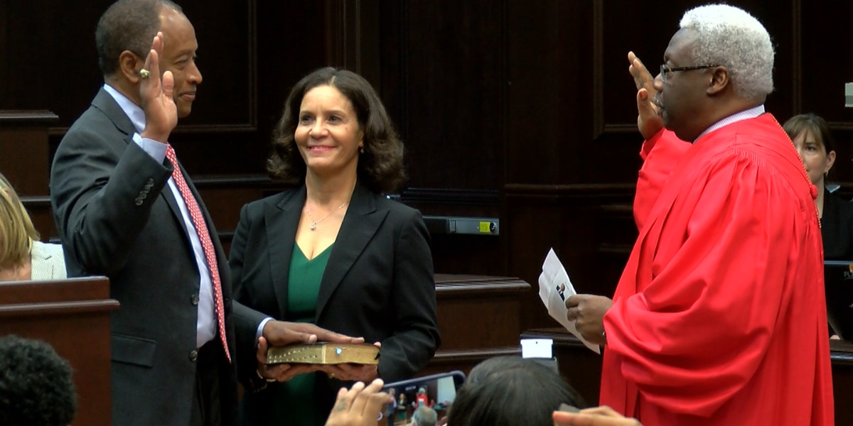 Former Western LA U.S. Attorney sworn in to lead U.S. Marshals Service
