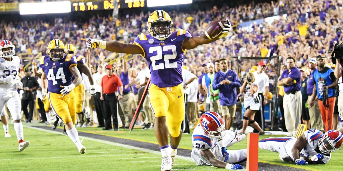 LSU pulls out ugly 38-21 win over La. Tech