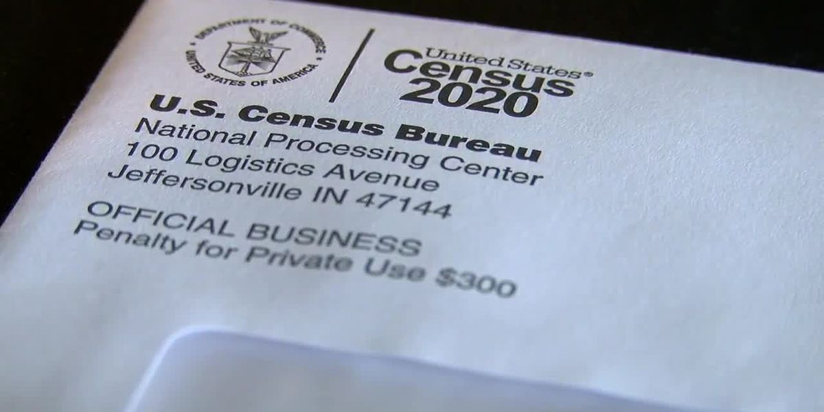 Census Bureau encouraging people to fill out 2020 Census