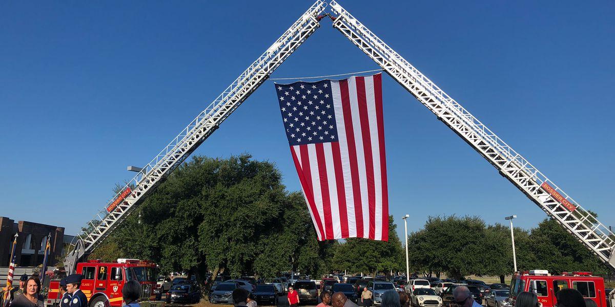 SLIDESHOW: 9/11 events around the ArkLaTex