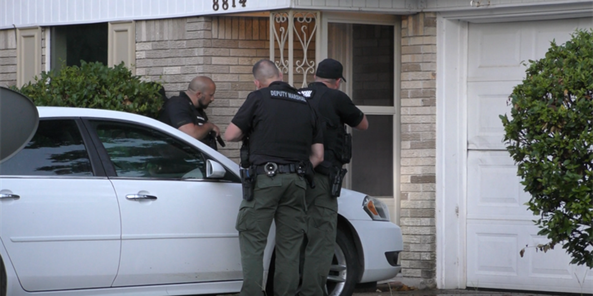 17 arrested during city-wide warrants sweep in Shreveport