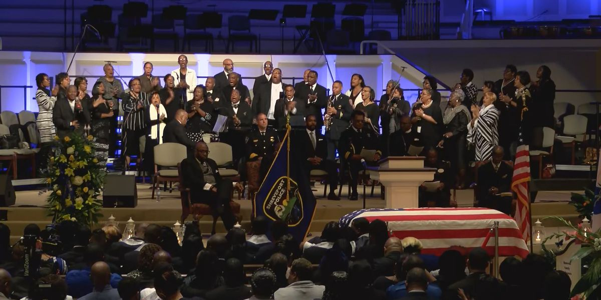 Shreveport celebrates the life and legacy of Police Officer Chatéri Payne
