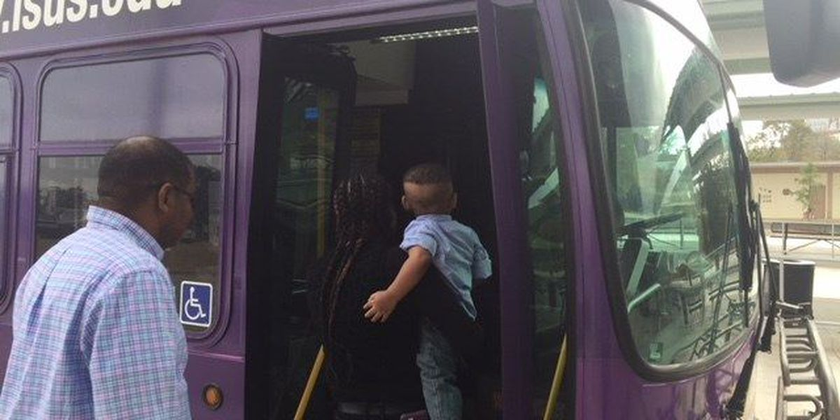 SporTran offers free bus rides through Nov. 18 to urge usage