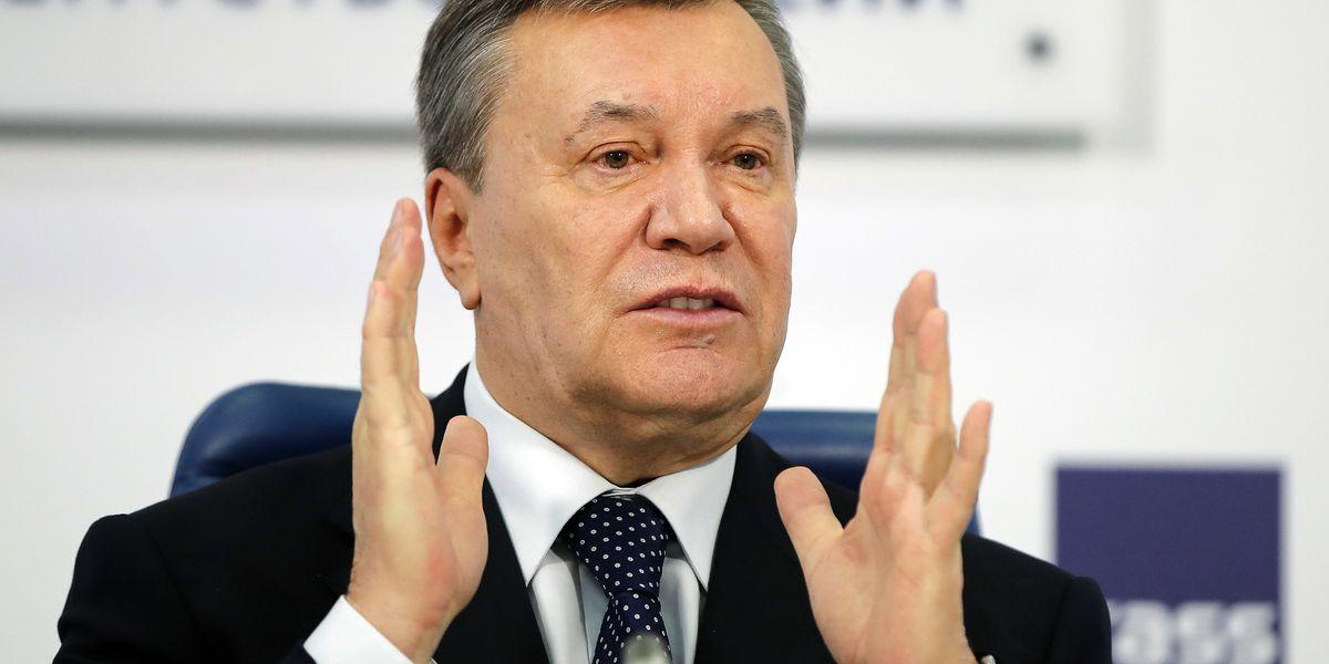 Ukraine ex-president Yanukovych to miss treason hearing