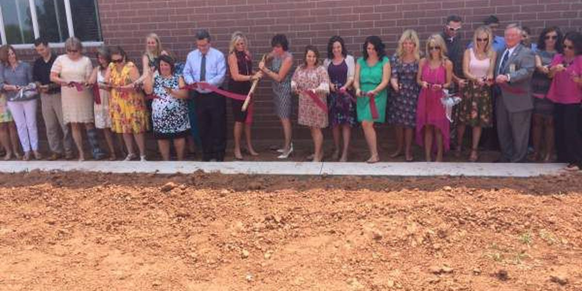 Ribbon cutting held for new school in Bossier Parish
