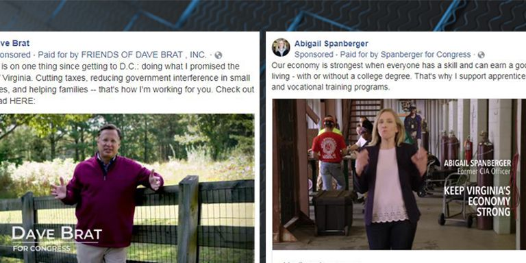How local political ads are popping up on your Facebook feed