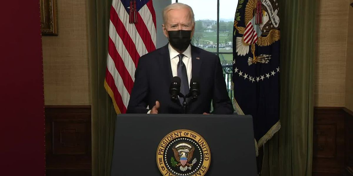 ArkLaTex veterans react to Biden's decision to withdraw troops from Afghanistan by Sept. 11