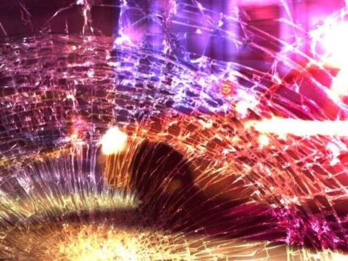 Two killed in overnight crash; driver sought