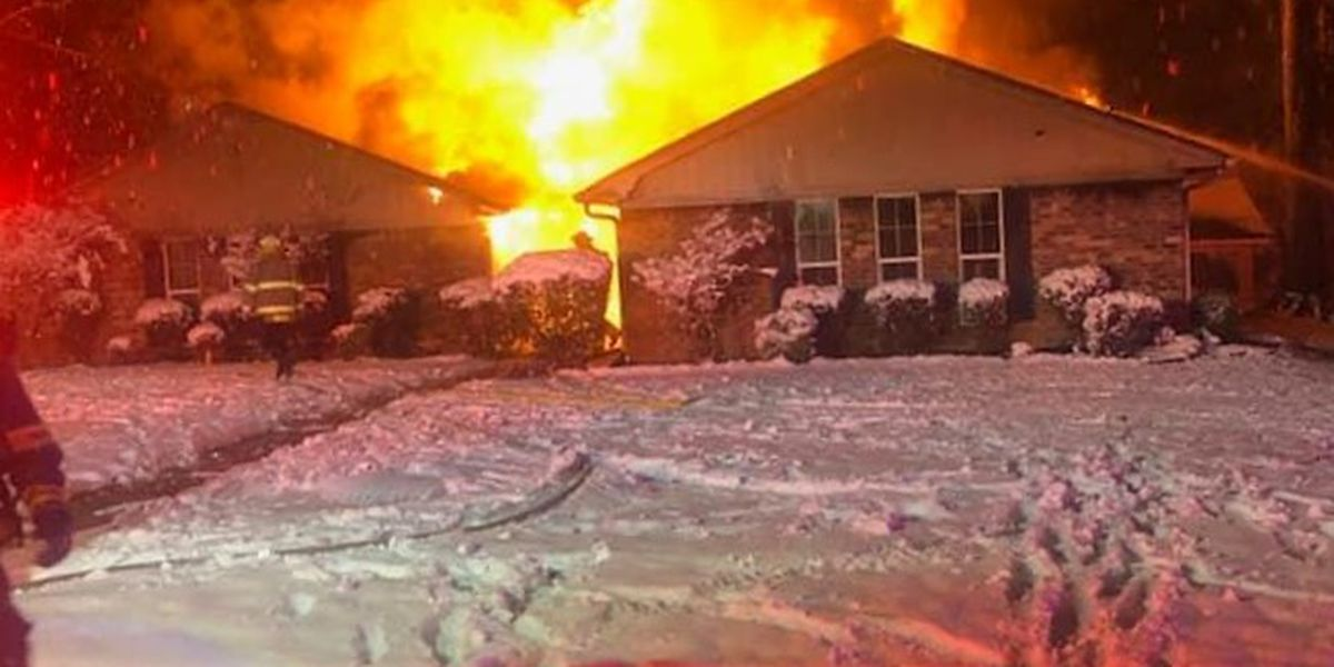 Man dead following apparent chimney fire in Marshall; woman escapes