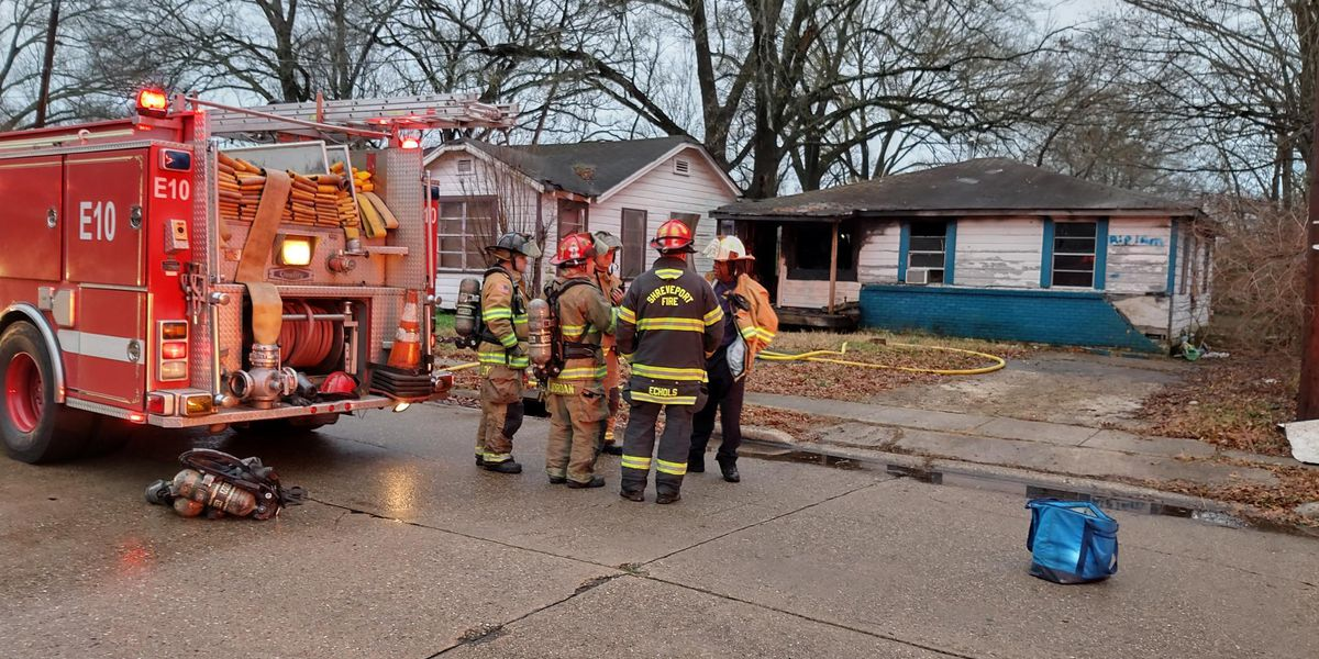 Man rescued from house fire; cause under investigation