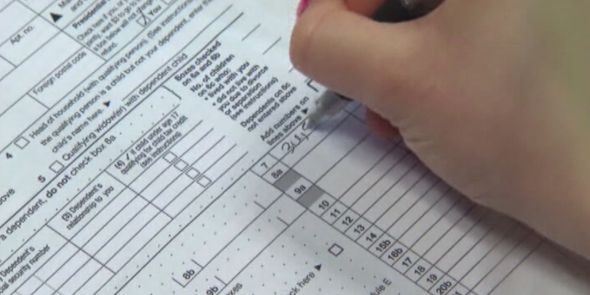 Last-minute push underway for Tax Day