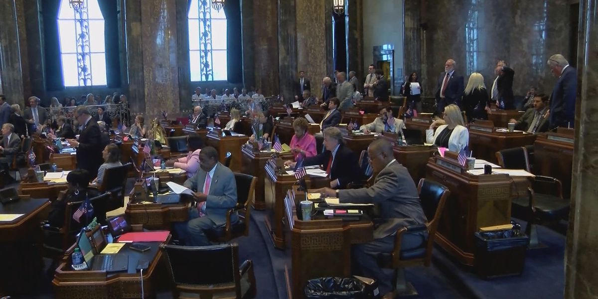 State lawmakers return to work May 4