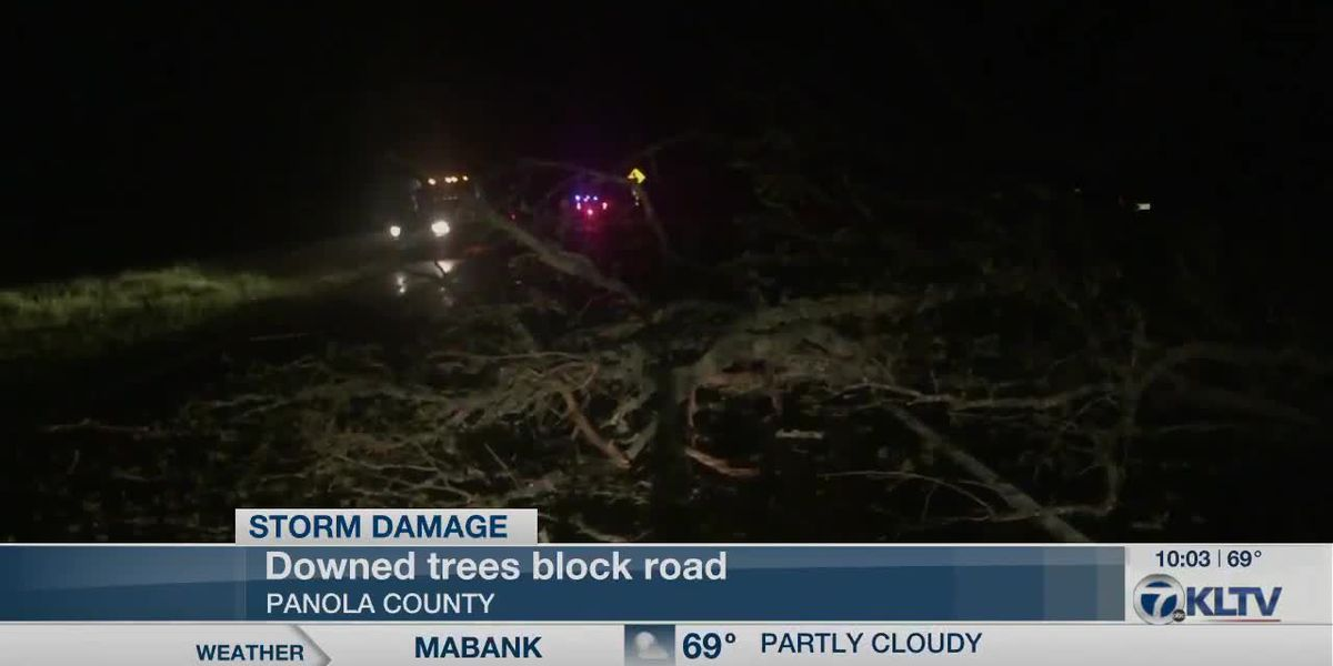 Panola County sheriff says storm resulted in 1 death, 'major damage'