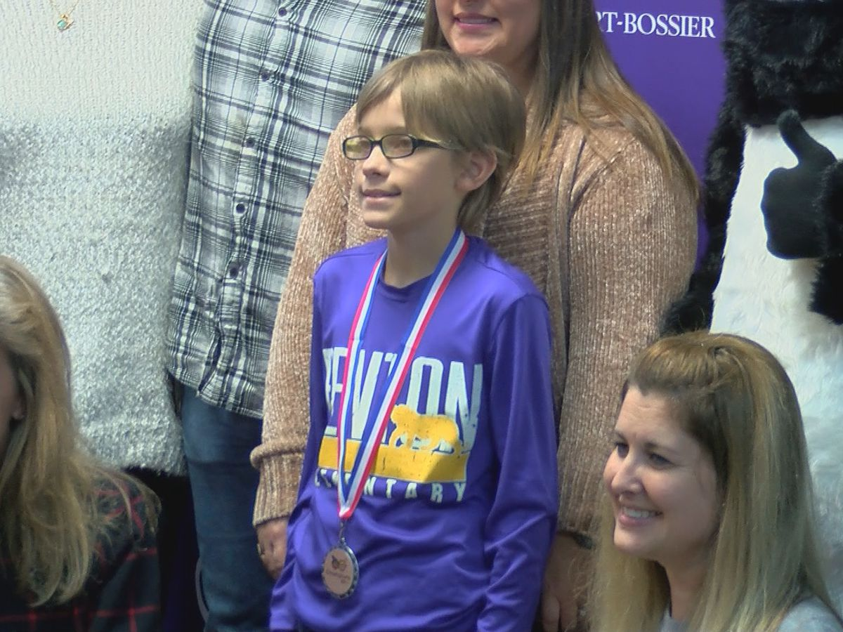 Children's Miracle Network names ArkLaTex hospital's 'champion'