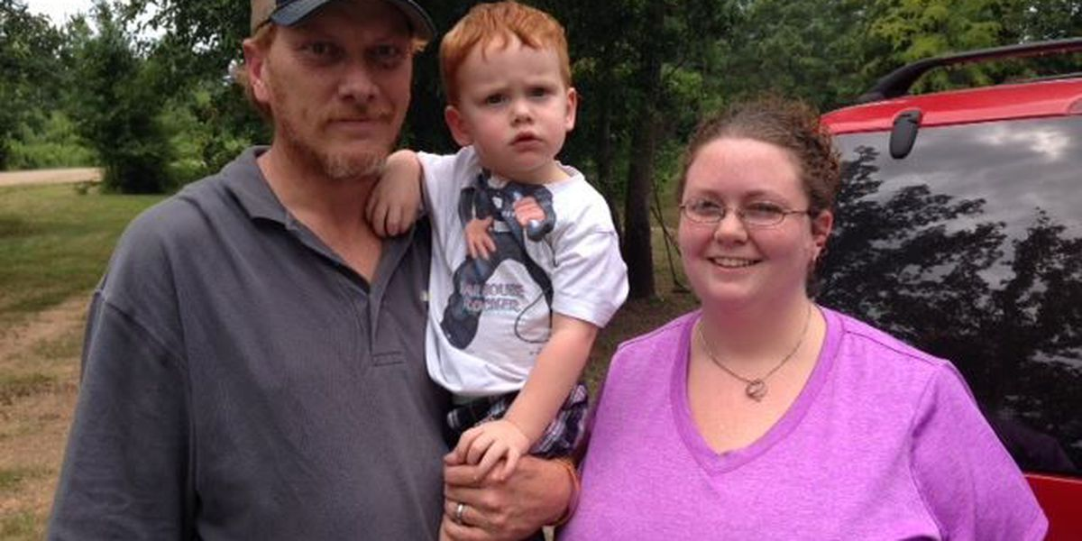 Jackson's Journey: Bowie Co. family hopes for gift of hearing on son's 2nd birthday