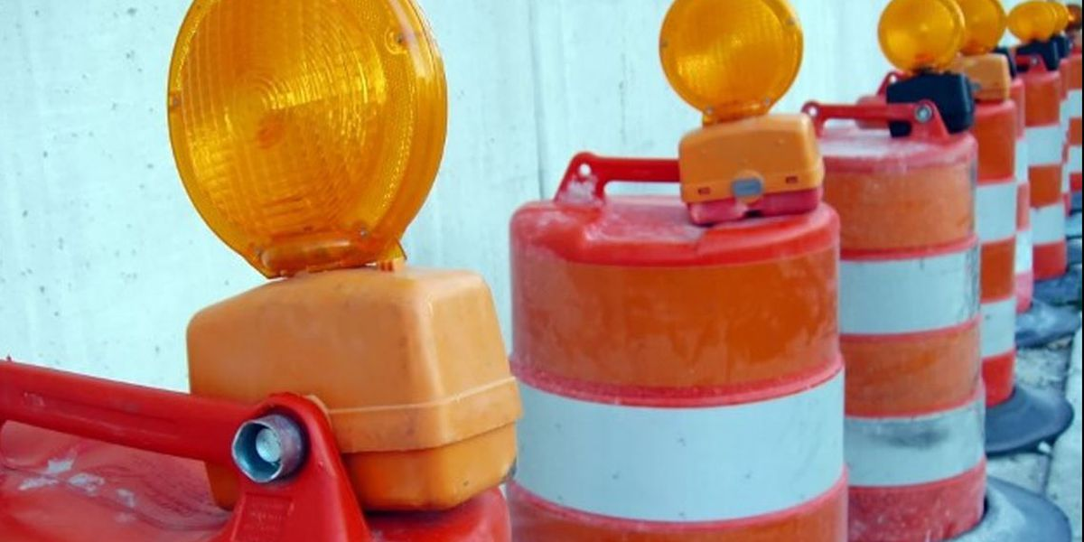 Roadwork to impact travel in Caddo, Webster parishes