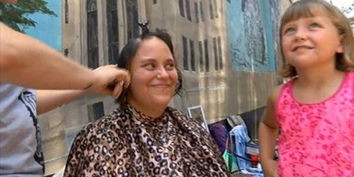 Texarkana salon gives free haircuts to the homeless