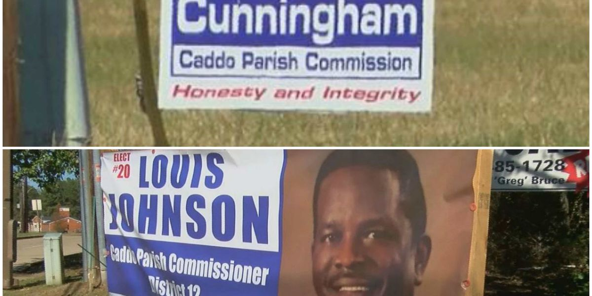 2 vying for Caddo Parish District 12 Commissioner in runoff election