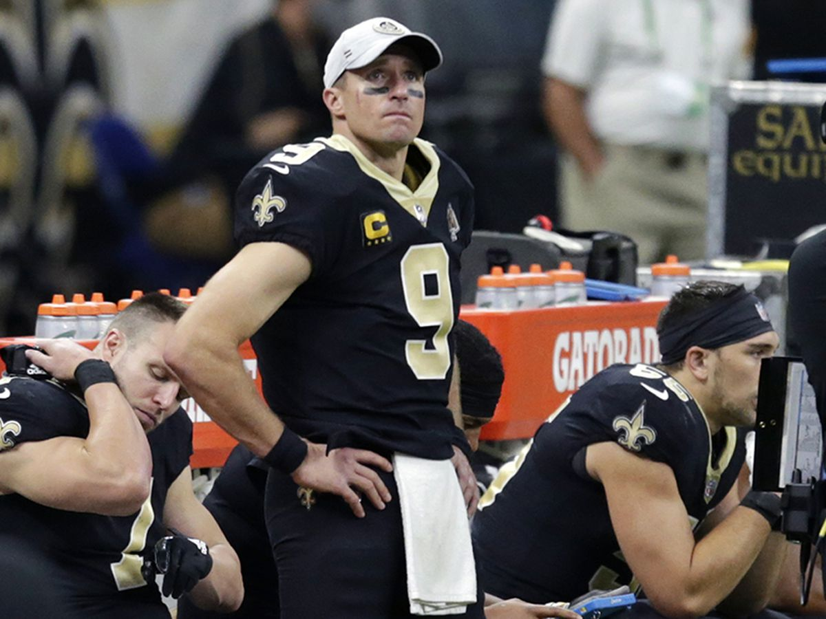Brittany Brees says Drew played through several injuries never reported