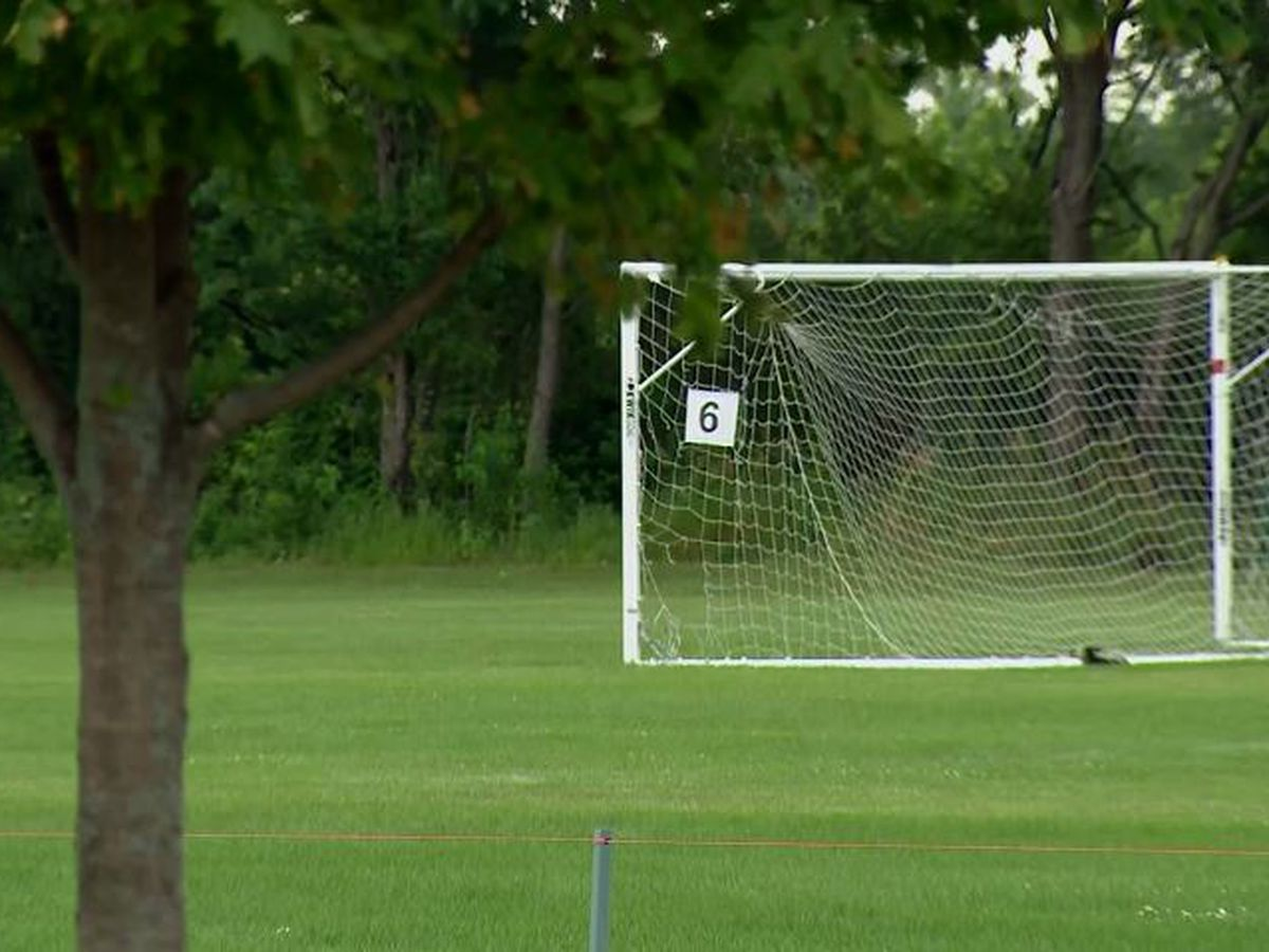'Everything went black': Teen struck by lightning on Illinois soccer field