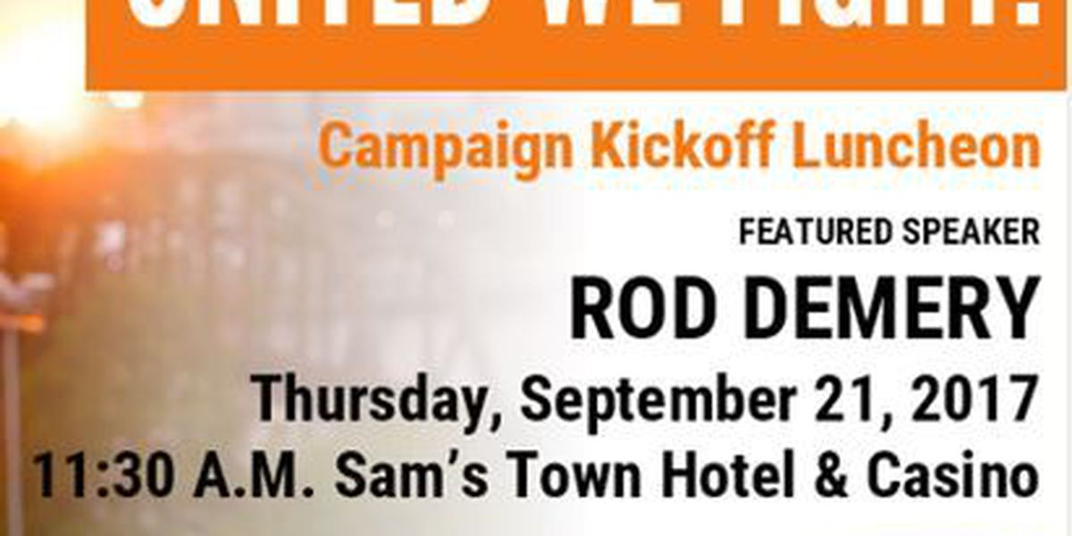 United Way of Northwest Louisiana to host annual Campaign Kickoff