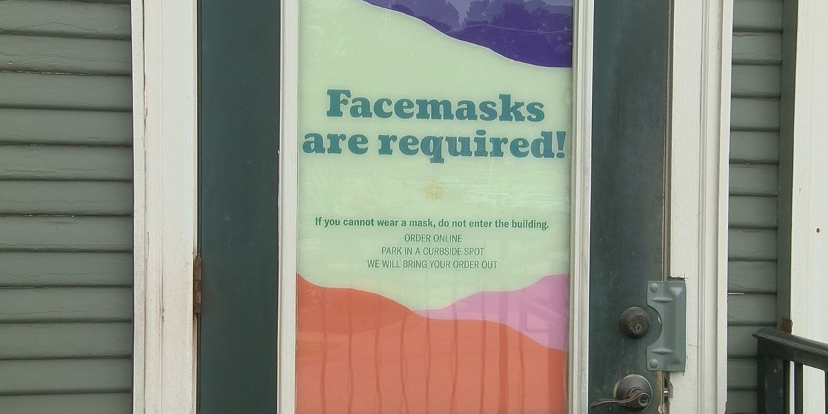 Shreveport residents talk about whether they'll continue to wear masks after mandate lifted