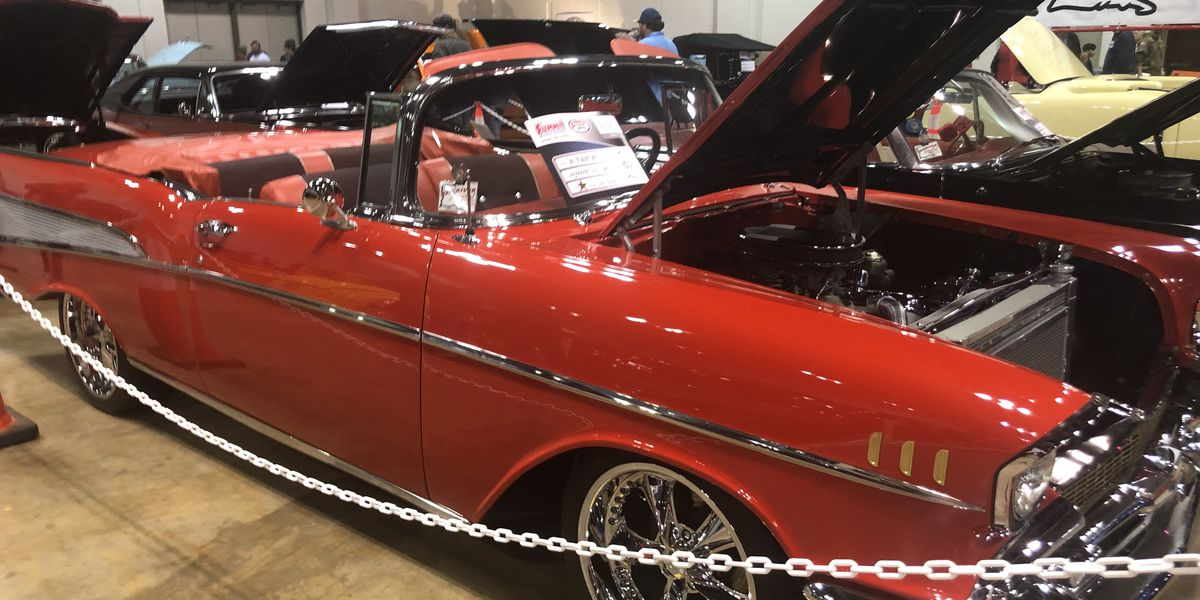 World of Wheels car show promotes prostate cancer awareness