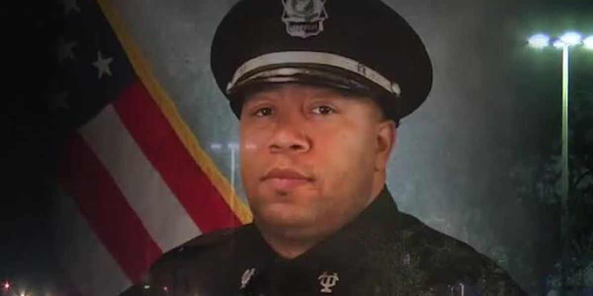 Family, friends, and colleagues say final goodbyes to slain Tulane Police officer