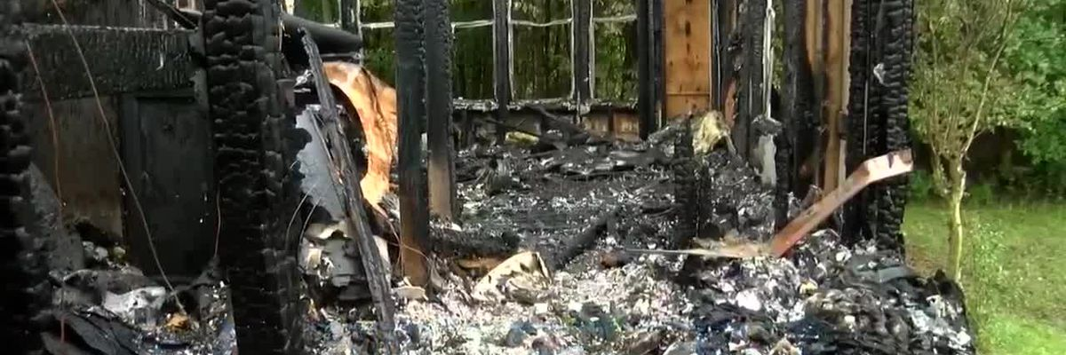 Investigators believe man died during house fire in Liberty-Eylau area of East Texas