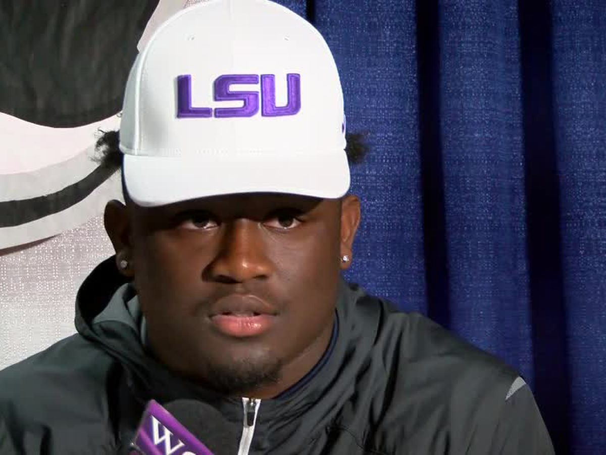 LSU linebacker arrested in Marrero on gun charge