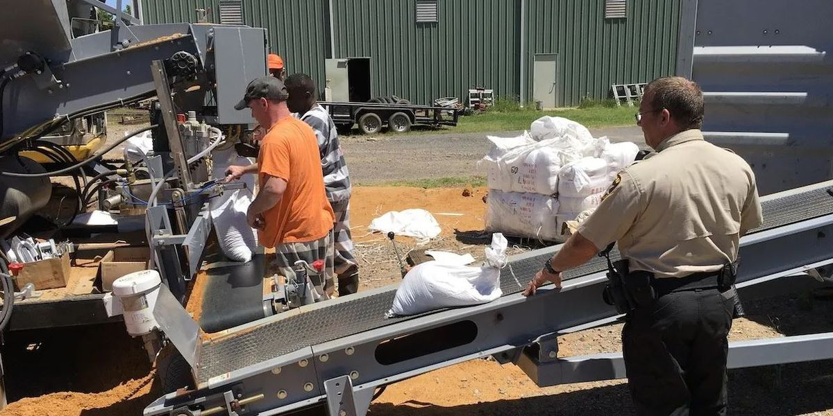 Sandbags available for Bossier Parish residents
