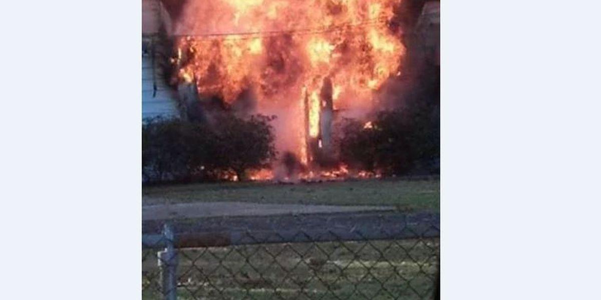 SFD: 1 injured in N. Shreveport house fire