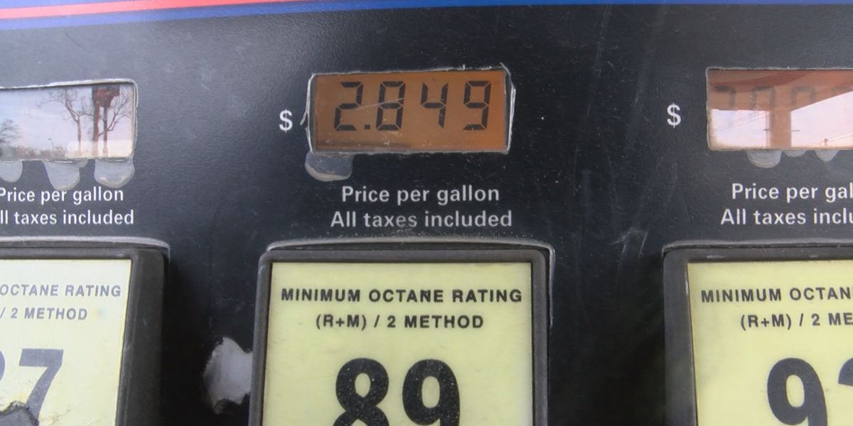 ArkLaTex drivers reeling from higher fuel prices, shortage of some grades of gasoline