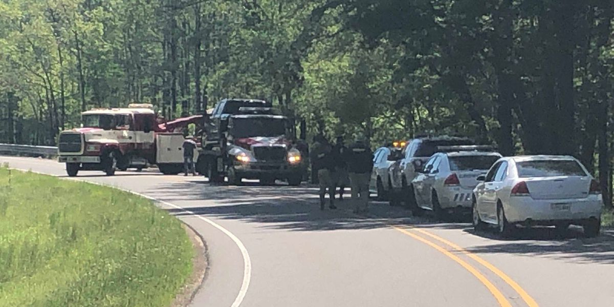 Authorities investigate truck, body found in lake