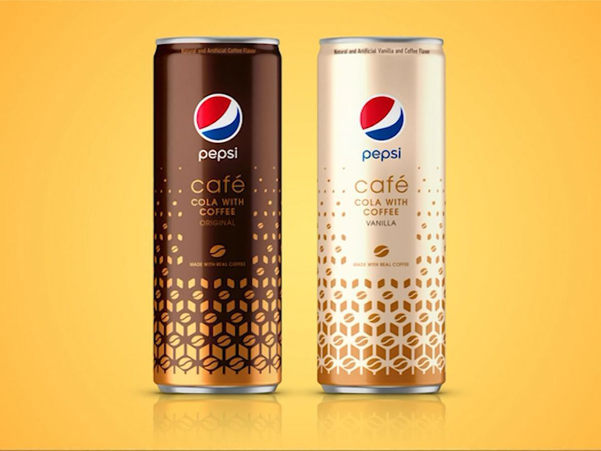 Cola plus coffee: It's the latest soft drink buzz