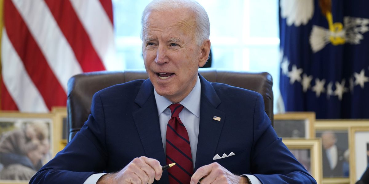 Biden marks Bloody Sunday by signing voting rights order