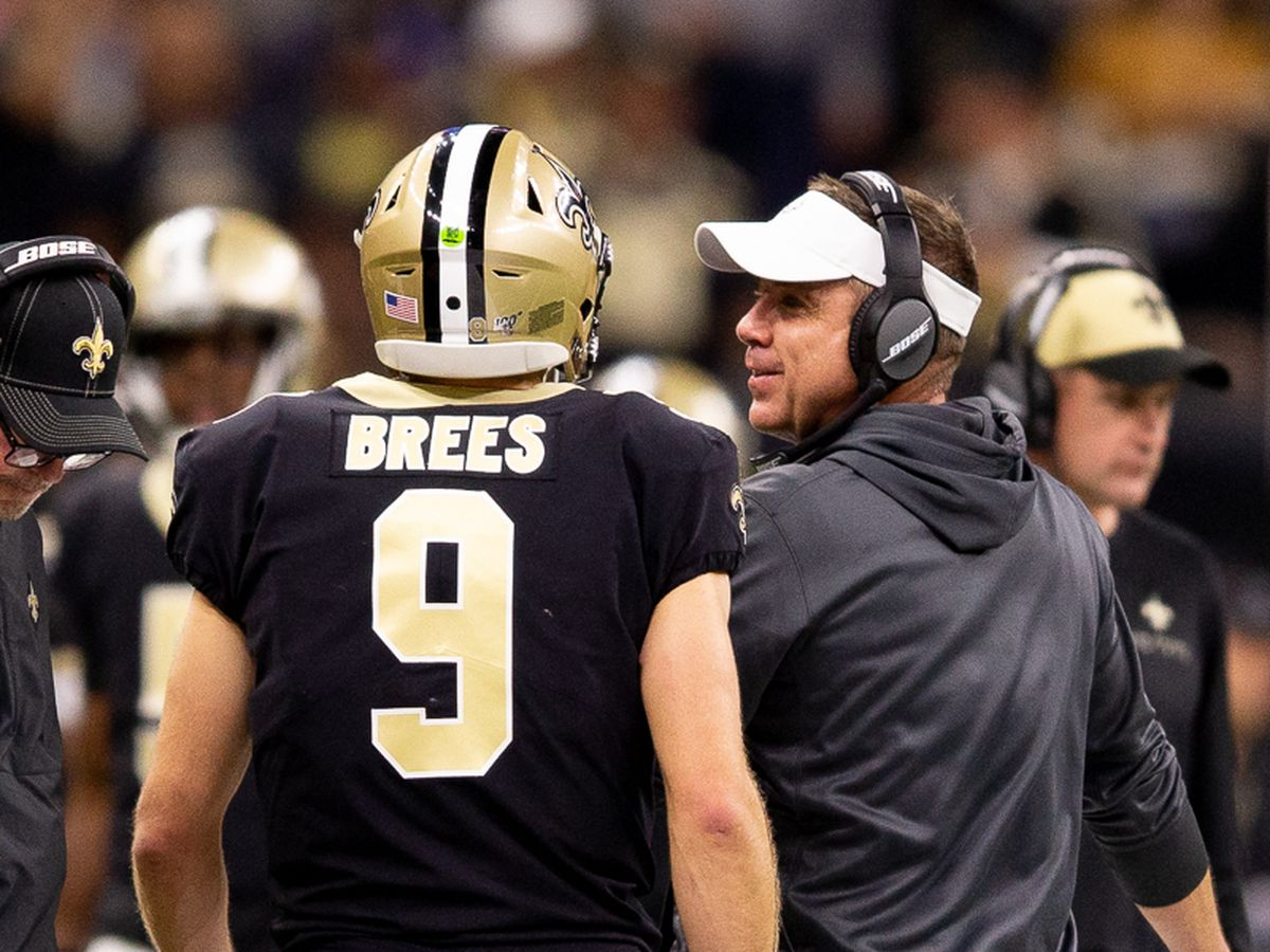 "Brees on the Saints success: ""I don't think we've reached our potential yet"""