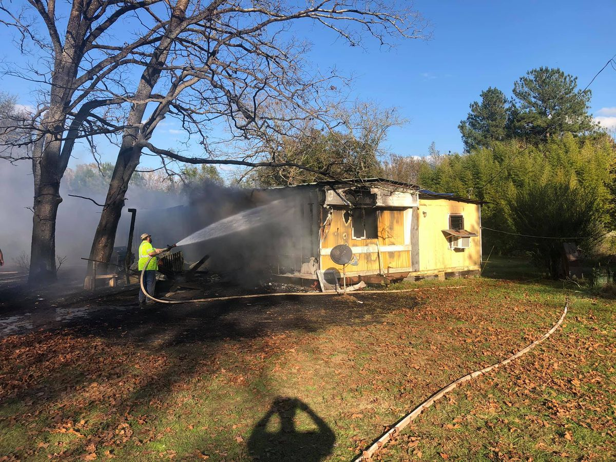 GoFundMe set up after fire destroys home in Robeline